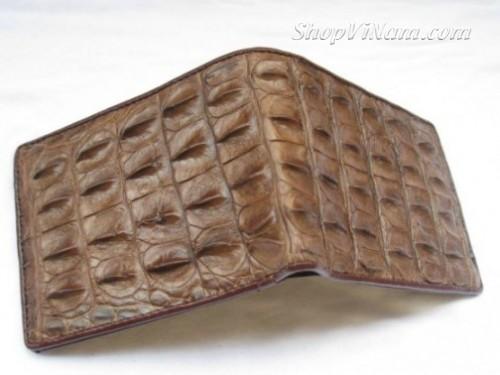 Bảo quản ví da cá sấu thật đúng cách