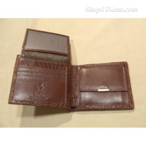 Những lưu ý khi mua ví da bò nam HCM